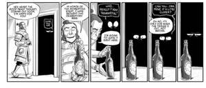 Beer by rufftoon