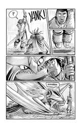 Dragon Trappers P.13 by rufftoon