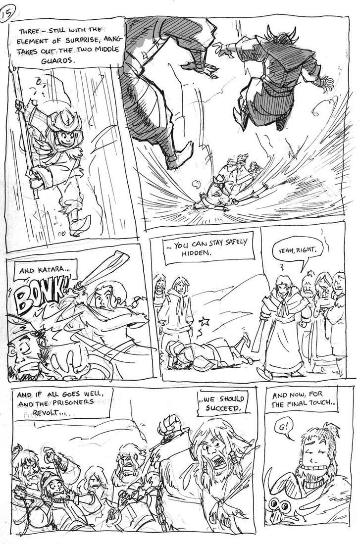 Alternate History P.15 by rufftoon