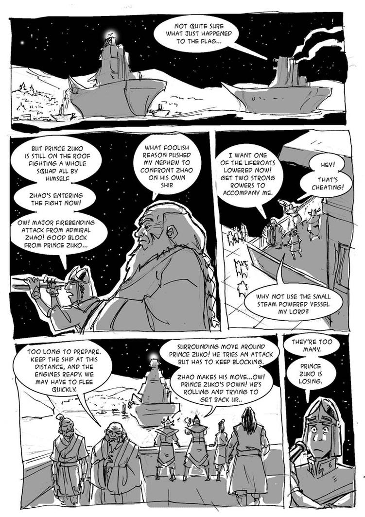 Alternate History P.37 by rufftoon