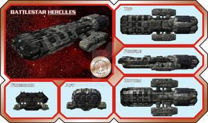Battlestar Hercules