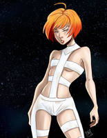 The Fifth Element - Leeloo by midnight-forest