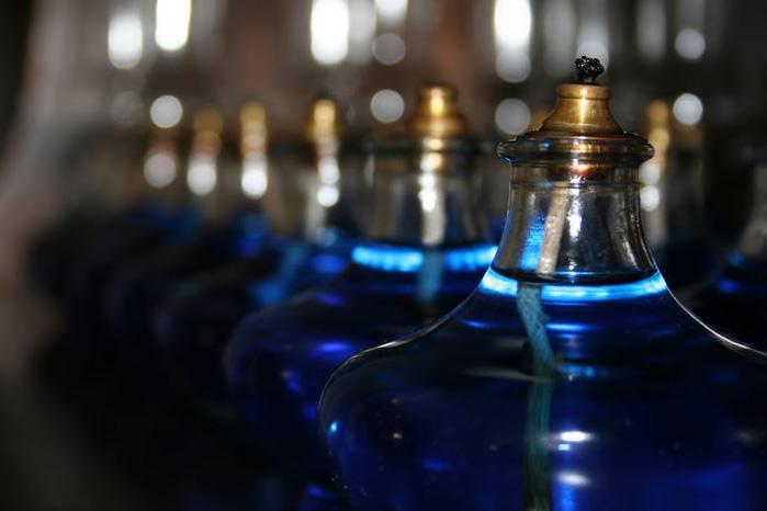 Oil Lamps by geko78