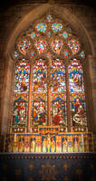 Sheffield Stained Glass HDR by Sensei-Samurai