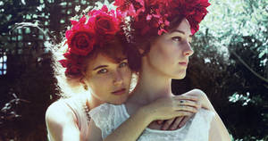 Etreinte Rouge by ursrules1