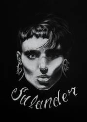 Salander by ursrules1