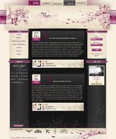 :::violet by ka-mil