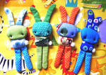 new bunny men for easter
