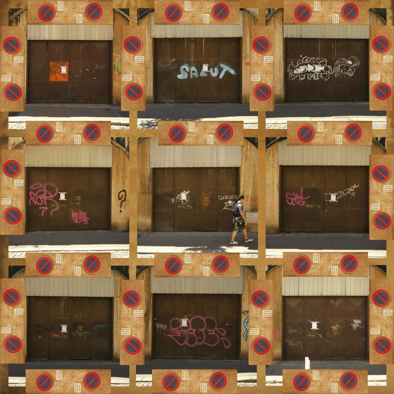 Doors of Lyon by djailledie