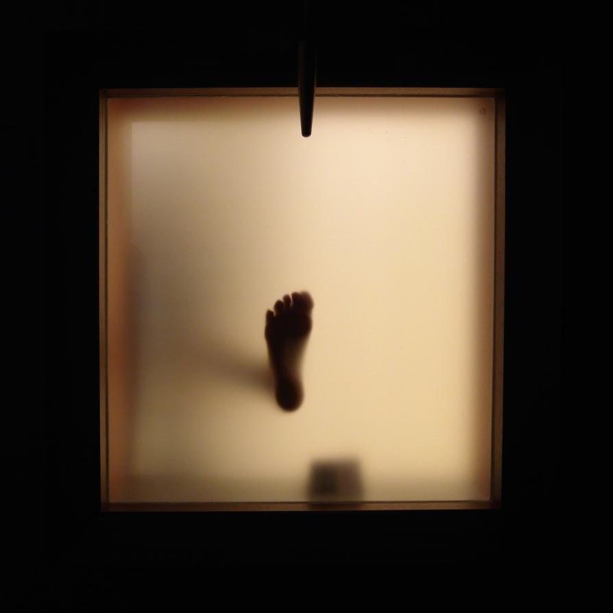 Her Foot by djailledie