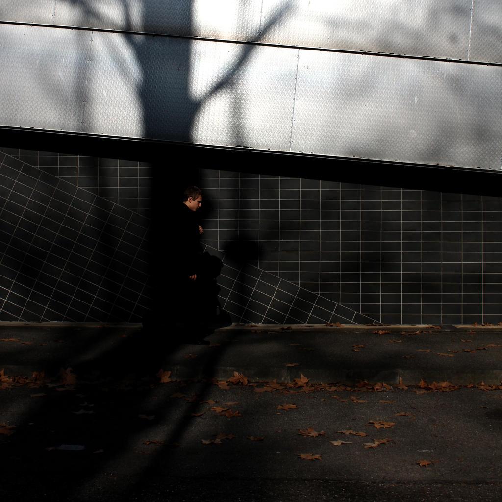 A mere shadow of himself by djailledie