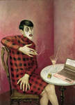 What If Otto Dix was born in 1987?