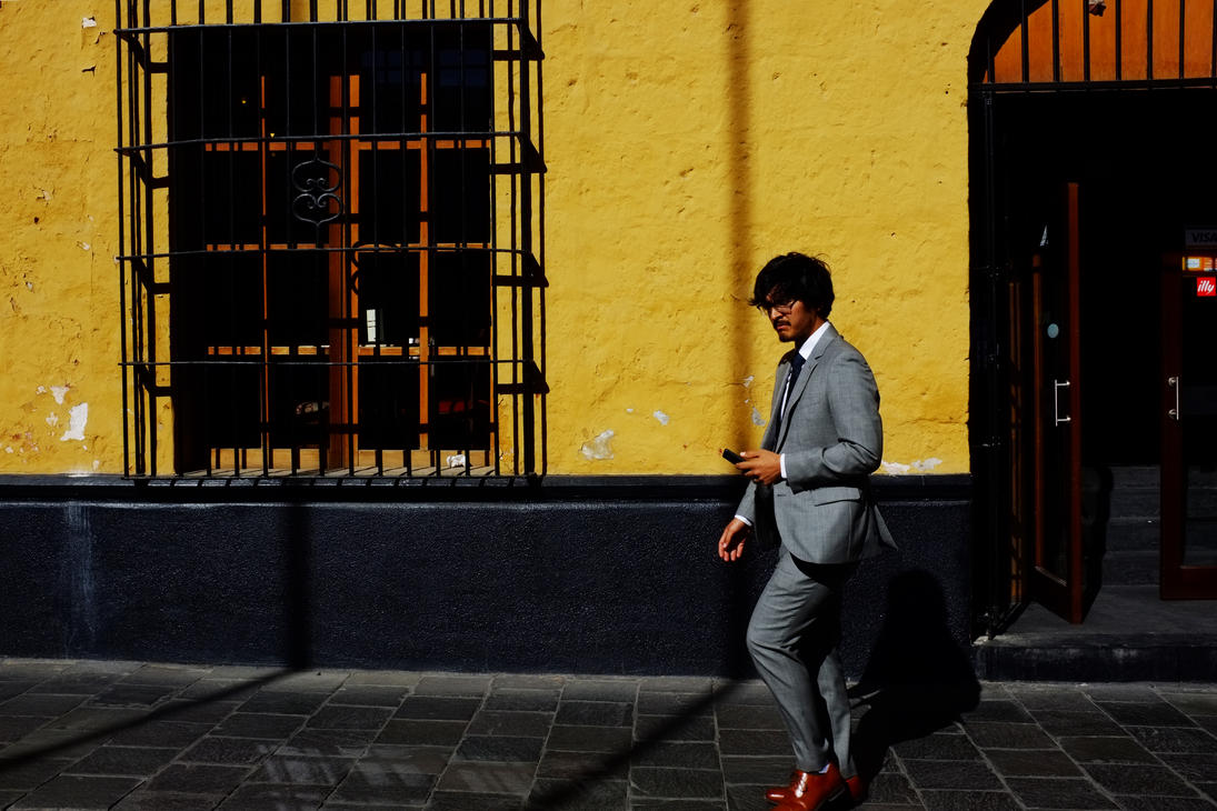 Arequipa, Peru, July 2018 by djailledie