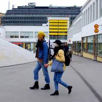 Helsinki, Finland, April 2019
