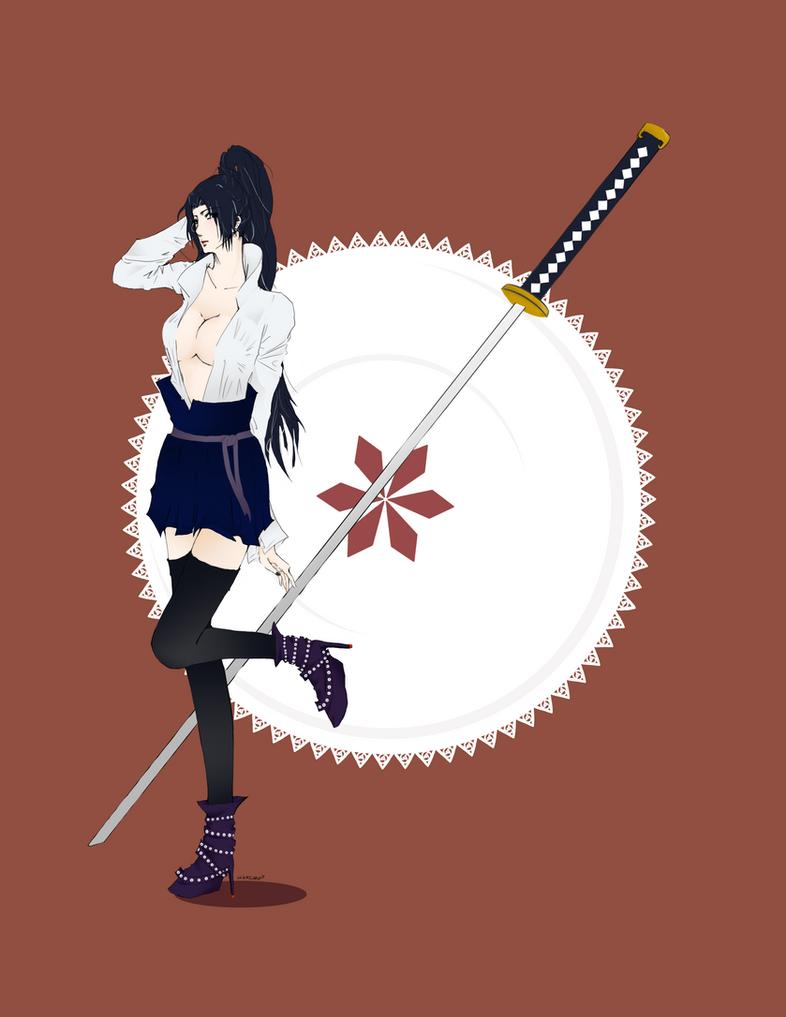 fem.Uchiha Sasuke by IsisBlue Fire 11 by IsisBlueFire on