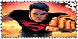 Superboy Stamp2 by childofwhitestorm