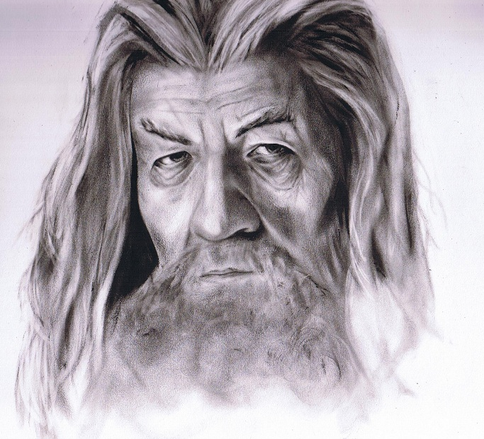 Gandalf by Cocolie
