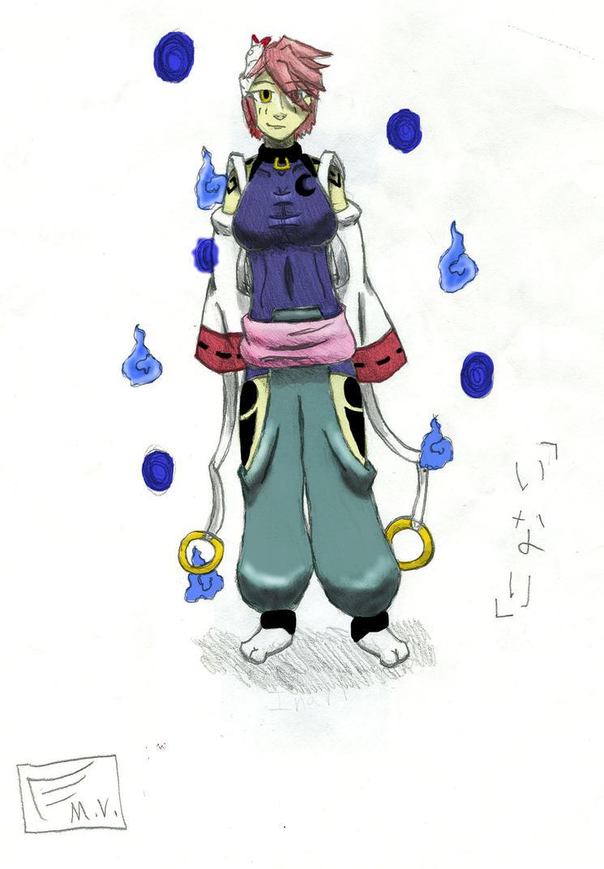 Inari Tsune by 0k4m