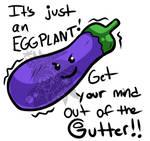 Eggplant Friend