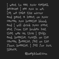 I fell for You by Mattiello