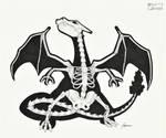 Skeletal Charizard