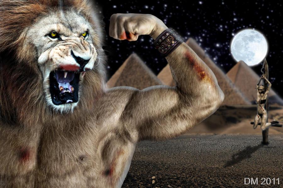 Deviantart Lion Warrior: Lion-Warrior By SmurFFF1971 On DeviantArt