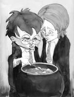 Soup's On by DanaeOP