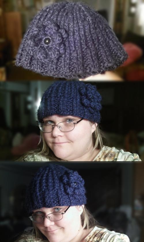 A Knitty pretty by Bishiglomper