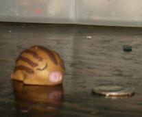 Swinub figurine by Bishiglomper