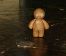 Namame figurine by Bishiglomper