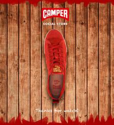 Camper Social Store by badendesing