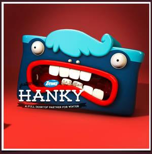 Zewa Hanky - Your fancy friend for winter