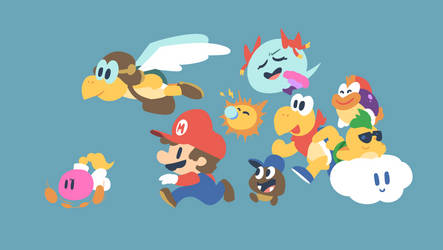 Paper Mario: First Adventure