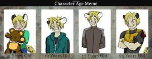 Age Meme Cheetor