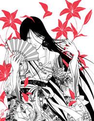 Geisha by PepiGonzalez