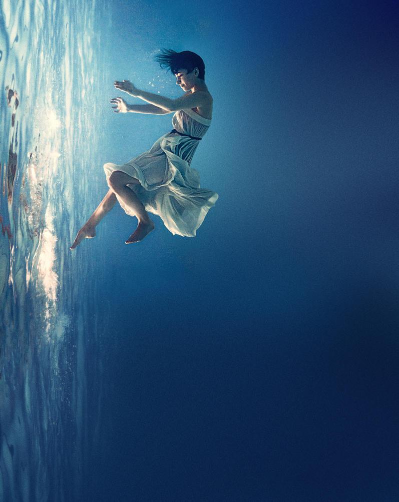 deep blue by radicszoltan