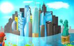 New Donk City by GizmoGamer2000