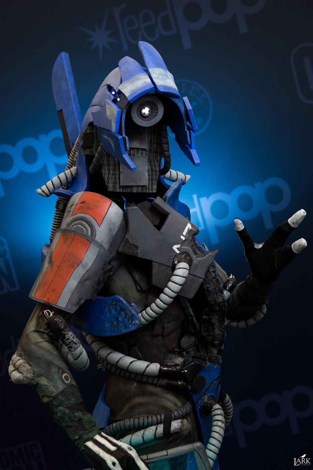 Legion cosplay - Mass Effect by DashyProps