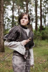 Arya Stark cosplay - Game of Thrones