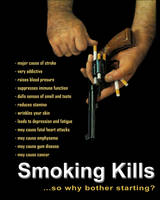 smoking kills ad by katego