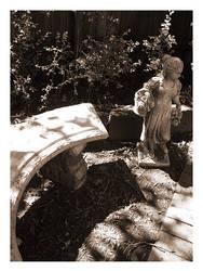 Garden Retreat by sgalvin