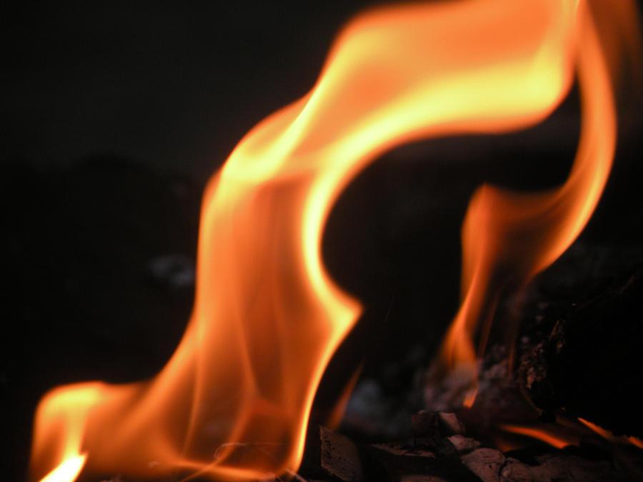 Flame Outline Flame Ou...
