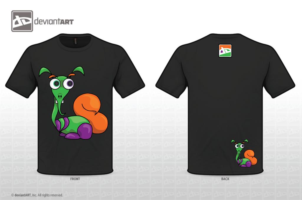 Bill - Cute Monsters T-Shirt Design Challenge