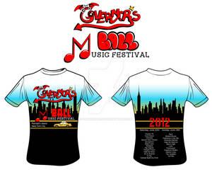 The Governor's Ball Music Festival Merch Contest