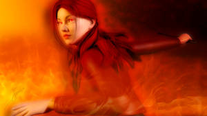 Lanova - Miss Red of Fire
