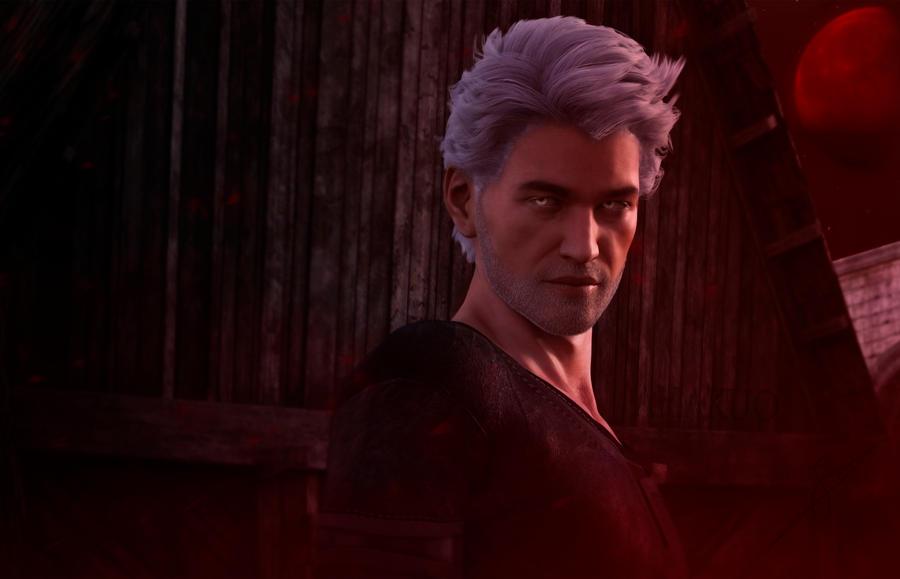 Bladeor Grim-son - The White Merc