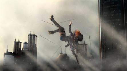 Future: Thousand Dawns (Skyfall) by AHAKuo