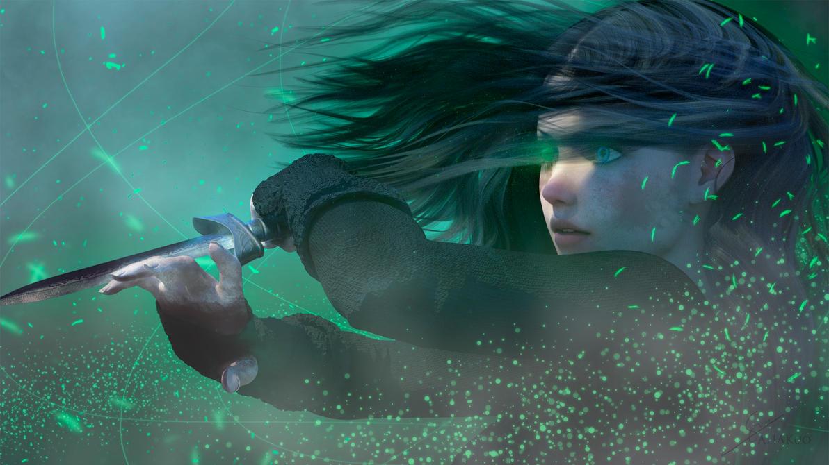 Unreckoned - Jenny Da' Gare (The Kuos series) by AHAKuo