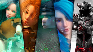 The Kuos series character roster (15%)