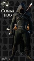 Conax Kuo - Character Concept (The Kuos)